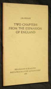 náhled knihy - Two chapters from the expansion of England