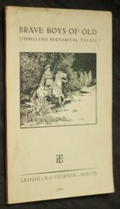 náhled knihy - Brave boys of old