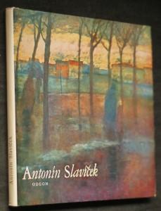náhled knihy - Antonín Slavíček : Monografie