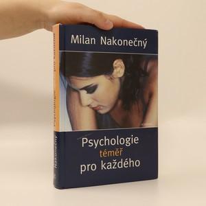 náhled knihy - Psychologie téměř pro každého