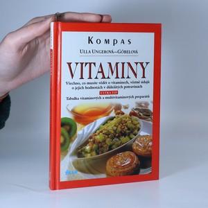 náhled knihy - Vitaminy : účinné látky podporující zdraví