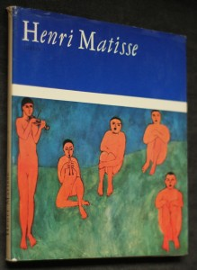 náhled knihy - Henri Matisse