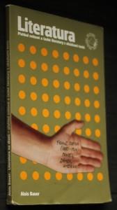 náhled knihy - Literatura na dlani : přehled světové a české literatury s ukázkami textů