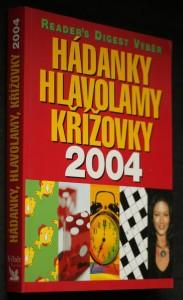 náhled knihy - Hádanky, hlavolamy, křížovky 2004