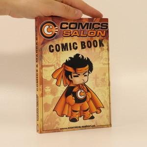 náhled knihy - Comic Book. Manga Book