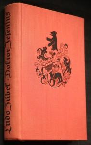 náhled knihy - Doktor Jesenius : Román