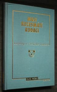 náhled knihy - Moji rozesmátí rodáci : antologie českého humoru