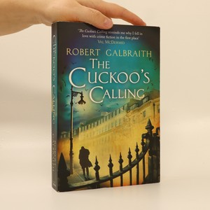 náhled knihy - The Cuckoo´s Calling