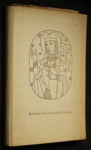 náhled knihy - Život a Umučení Sv. Václava a Sv. Ludmil