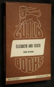 náhled knihy - Elizabeth and essex