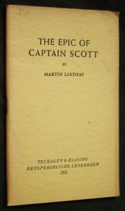 náhled knihy - The epic of captain Scott