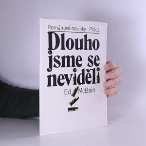 náhled knihy - Dlouho jsme se neviděli