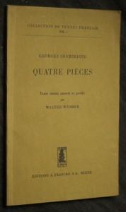 náhled knihy - Quatre piéces