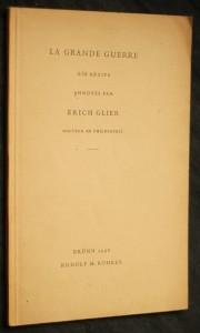 náhled knihy - La grande guerre dix récits