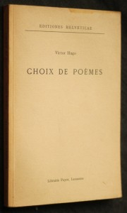 náhled knihy - Choix de poémes