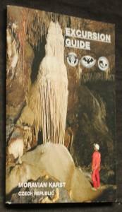 náhled knihy - Moravský kras, exkurzní průvodce, excursion guide