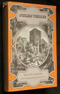 náhled knihy - Matyáš Sandorf : nový hrabě Monte Christo : pro čtenáře od 9 let