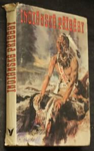 náhled knihy - Indiánské příběhy : [úryvky z románů]