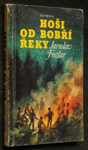 náhled knihy - Hoši od Bobří řeky