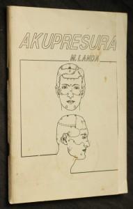 náhled knihy - Akupresura (bodová masáž neboli akupunktura bez jehel