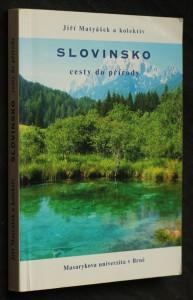 náhled knihy - Slovinsko : cesty do přírody