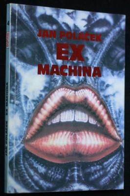 náhled knihy - Ex machina