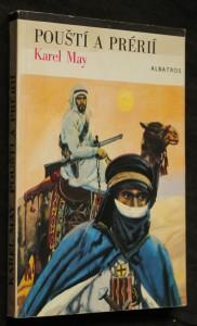 náhled knihy - Pouští a prérií : výbor povídek