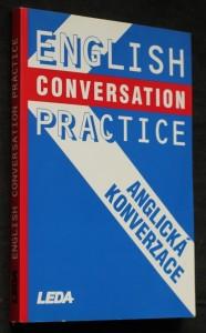 náhled knihy - English conversation practice = Anglická konverzace
