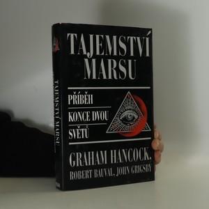 náhled knihy - Tajemství Marsu : příběh konce dvou světů