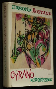 náhled knihy - Cyrano z Bergeracu : [hrdinská komedie ve verších o 5 dějstvích]