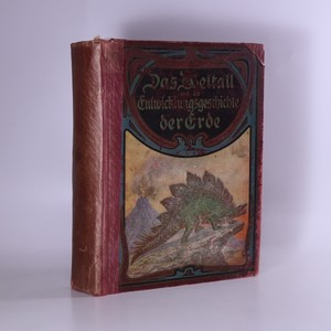 náhled knihy - Das Weltall und die Entwicklungsgeſchichte der Erde