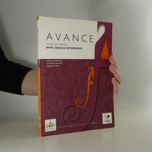 náhled knihy - Avance. Curso de español. Nivel básico-intermedio