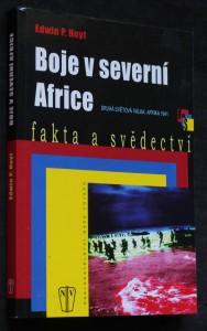 náhled knihy - Boje v severní Africe : druhá světová válka, Afrika 1941