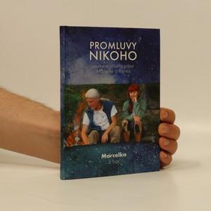 náhled knihy - Promluvy nikoho