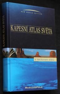 náhled knihy - Kapesní atlas světa : s lexikonem států