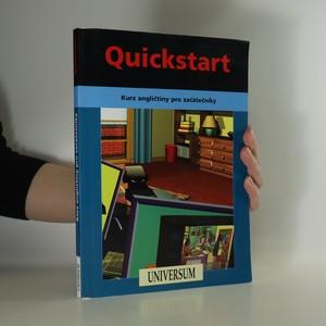 náhled knihy - Quickstart. Kurz angličtiny pro začátečníky