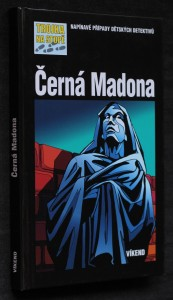 náhled knihy - Černá Madona