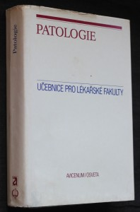 náhled knihy - Patologie : učebnice pro lékařské fakulty