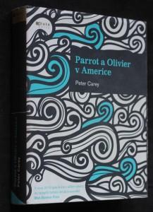 náhled knihy - Parrot a Olivier v Americe
