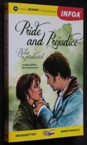 náhled knihy - Pride and prejudice = Pýcha a předsudek