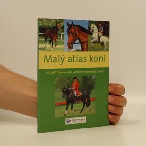 náhled knihy - Malý atlas koní (slovensky)