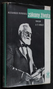 náhled knihy - Zákony života : Pavlov a ti druzí