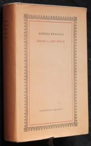 náhled knihy - Básně a jiné práce