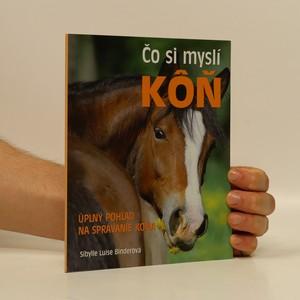 náhled knihy - Čo si myslí kôň