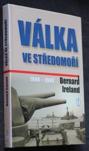náhled knihy - Válka ve Středomoří : [1940-1943]