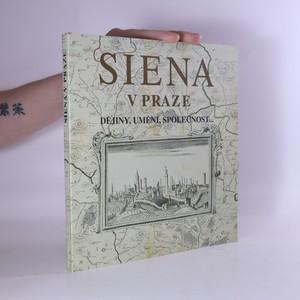 náhled knihy - Siena v Praze : dějiny, umění, společnost...