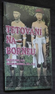 náhled knihy - Tetování na Borneu