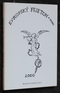 náhled knihy - Evropský fejeton Brno 2000
