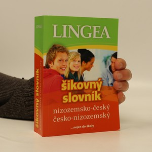 náhled knihy - Šikovný slovník nizozemsko-český, česko-nizozemský