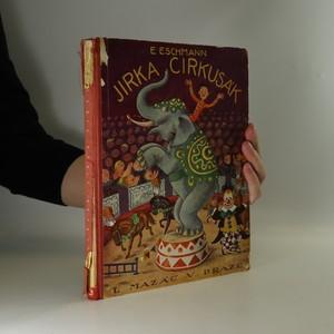 náhled knihy - Jirka cirkusák